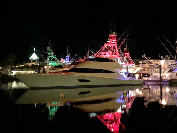f2908167979d2 Red, White & Blue. Viking Yachts ...
