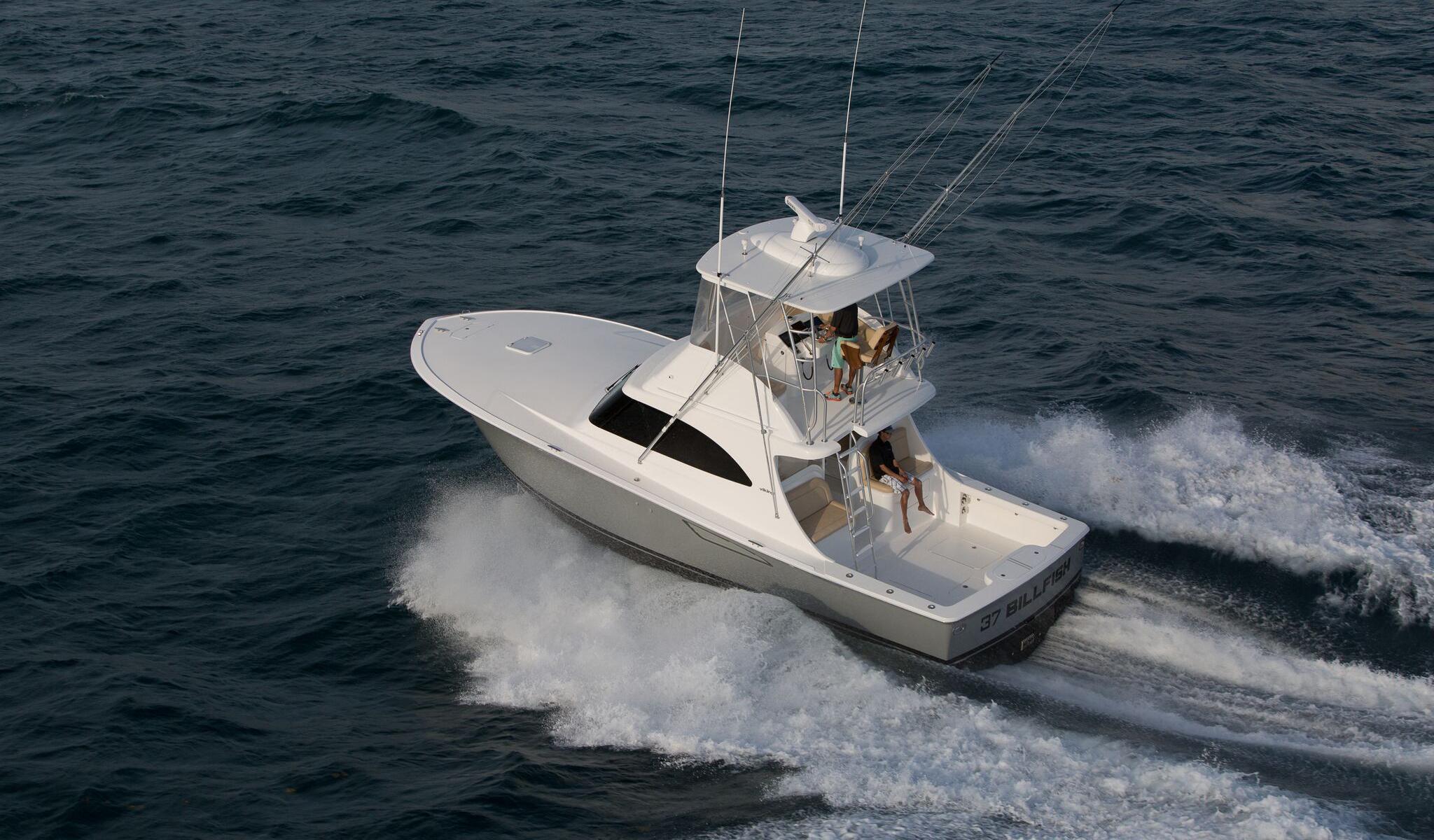 Viking yachts 37 billfish 37bf