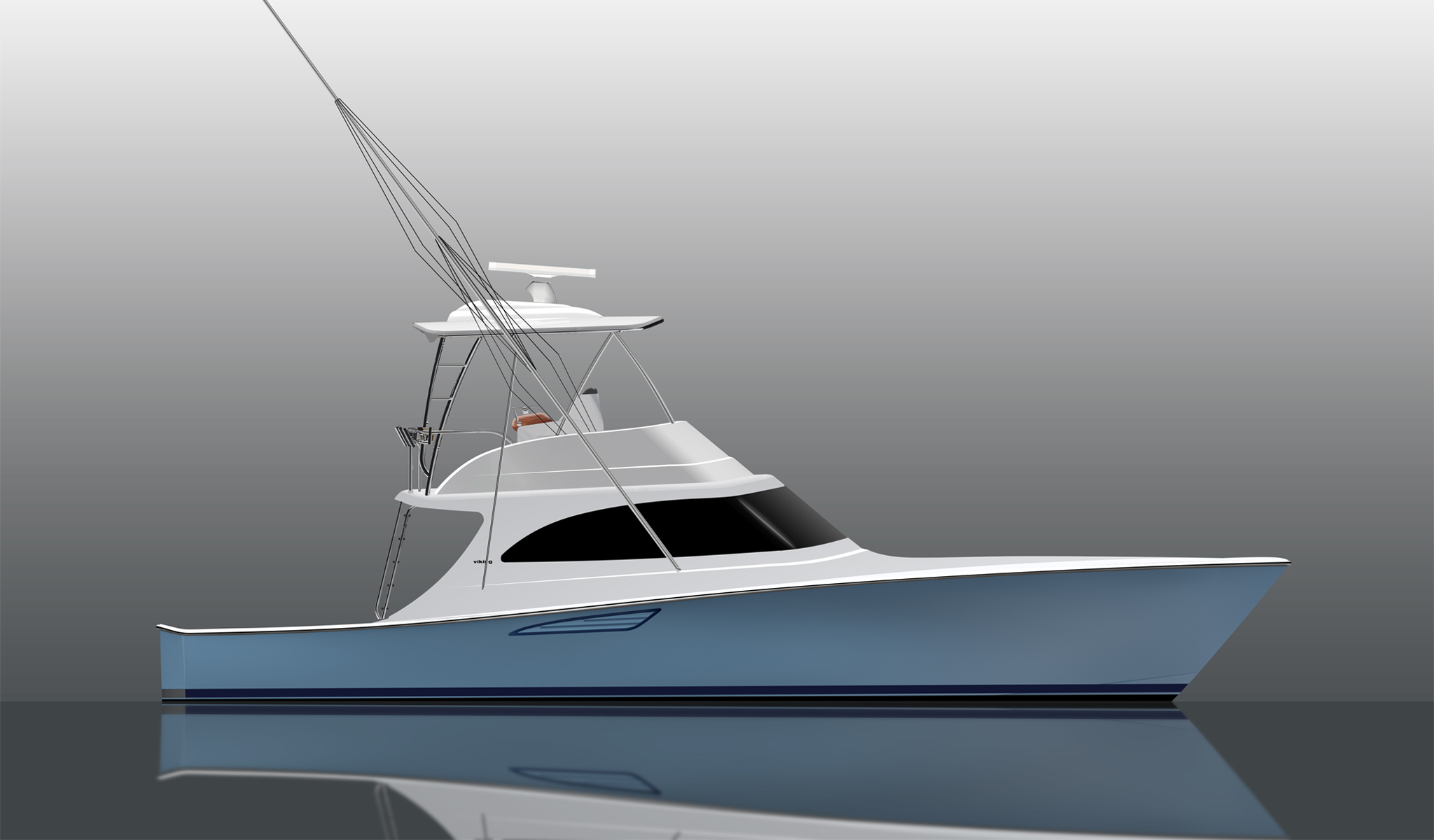 Viking Yachts 46 Billfish - 46BF