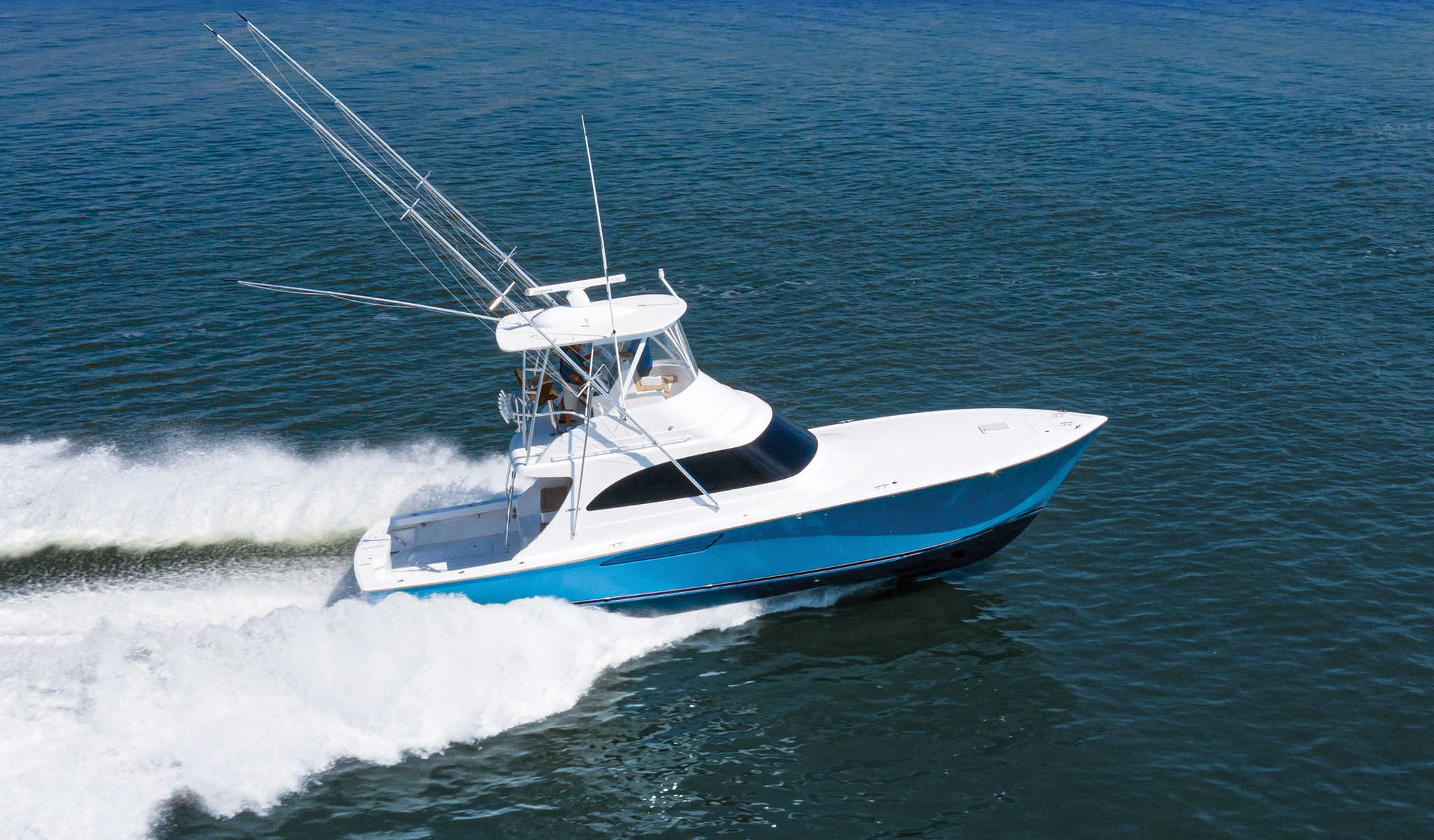 Viking Yachts 46 Billfish 46bf