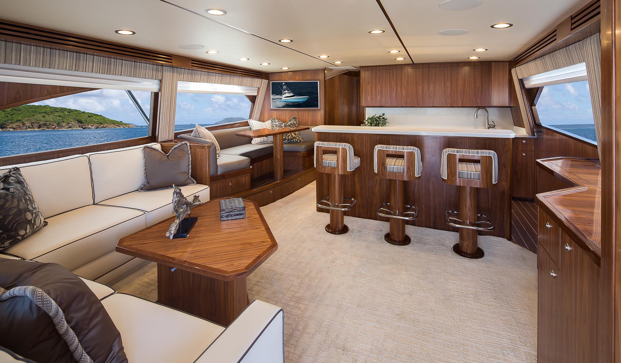Viking Yachts 68 Convertible 68c