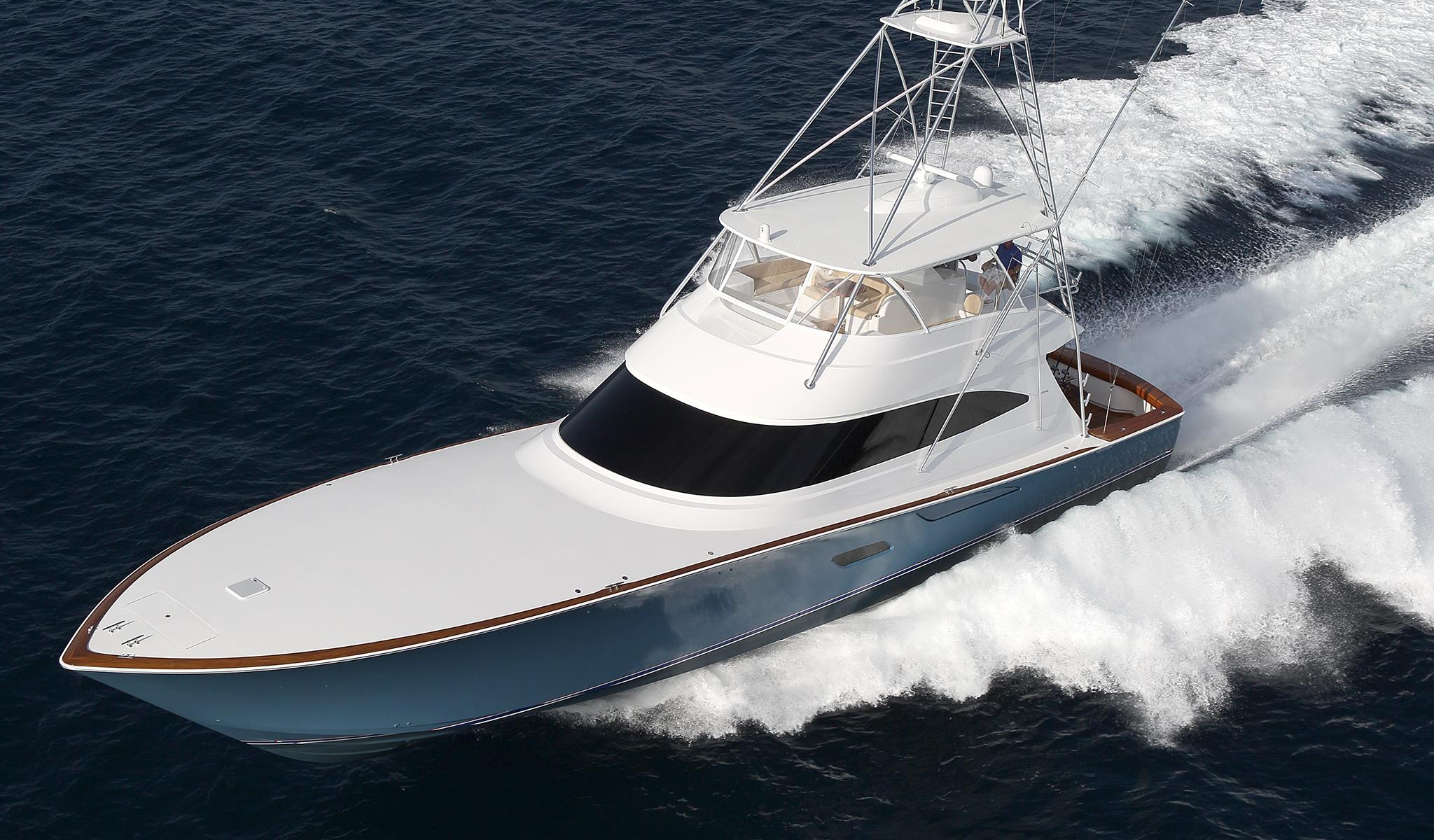 Viking Yachts 80 Convertible - 80C