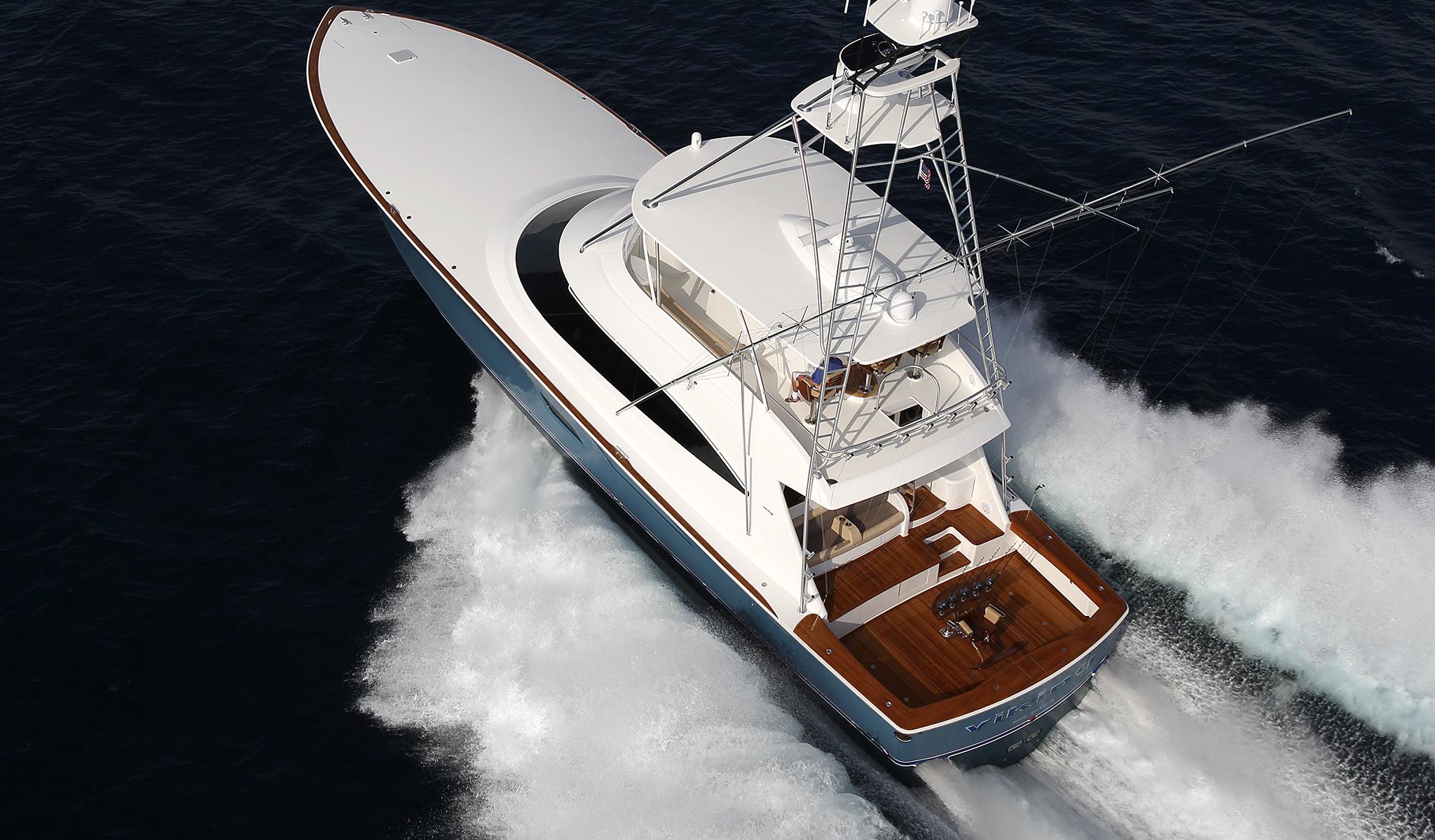 viking yachts 80 convertible