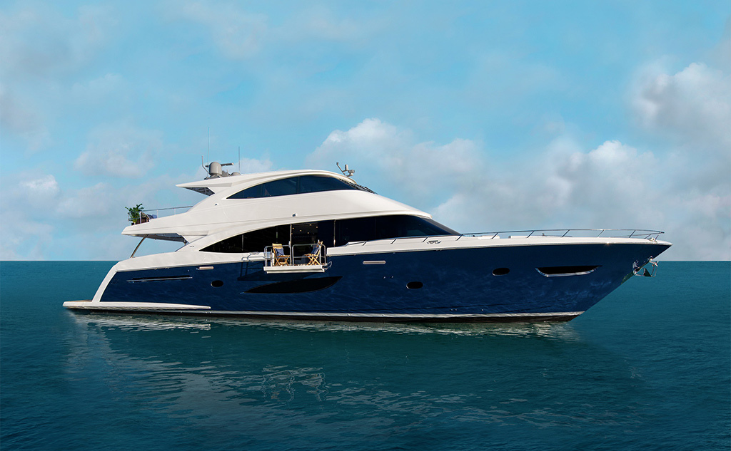 Viking Yachts - Commitment to Excellence - 93M / 93 Motor Yacht