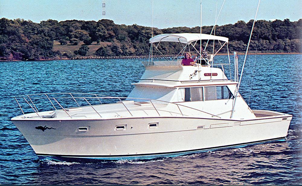 60332e5f Viking Yachts History